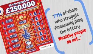 gambling is not for the wealthy - those with therichthoughts